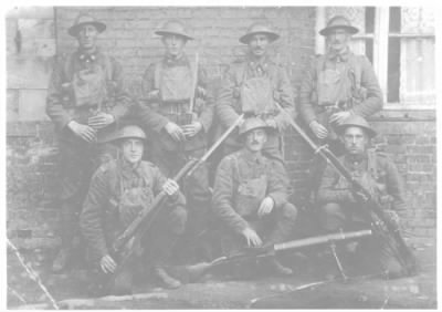 5 May 1918, France, 3rd Company, 102nd Battalion, Canadian Expeditionary Force (4th Division)