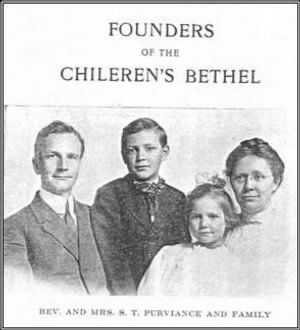McCoy Founders of Bethel ChildHome Smithfield, Jefferson, Ohio