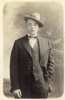 William Clinton Charlton ca. 1920