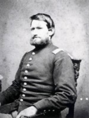 Major George Bill