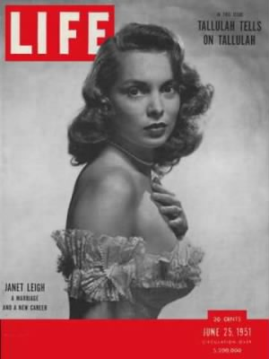 Janet Leigh Life Magazine