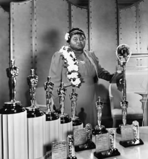 Hattie McDaniel Oscar Night