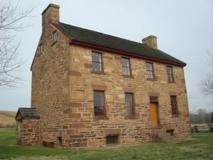 The Stone House, Manassas National Battlefield Park