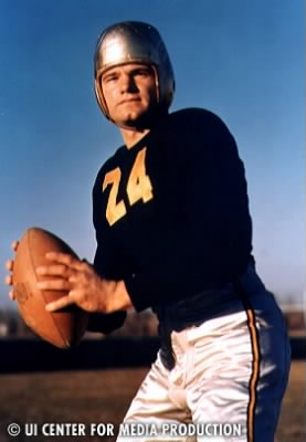 Kinnick: A Football Legend