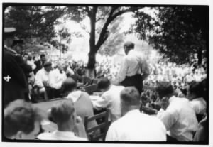 William Jennings Bryan Questioned by Clarence Darrow, Monday July 20, 1925