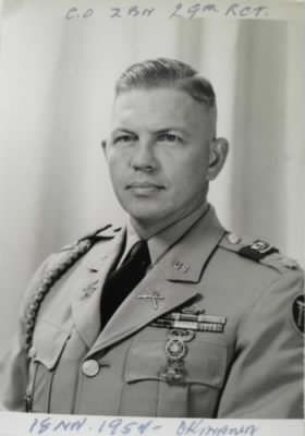 Page Hudson Brownfield, LtCol CO 2Bn 29th RCT, OKINAWAa.jpg