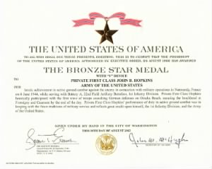 John B Hopkins Bronze Star LoRes.jpg