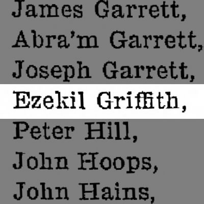 Ezekiel Griffith