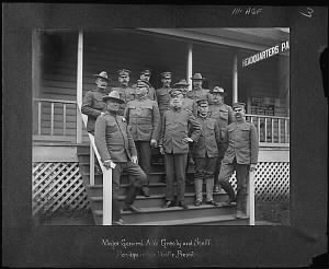 Greely and Staff, 1906.jpg