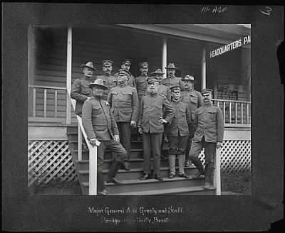 Greely and Staff, 1906.jpg - Fold3.com