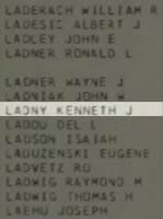 Ladny, Kenneth J