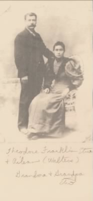 Theodore and Allie Etue