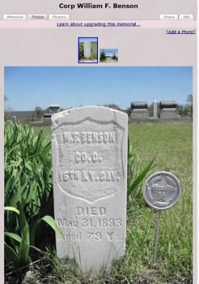 William F Benson headstone.PNG