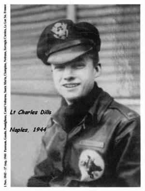 Charles Dills in Naples in 1944- Beaufighter 27 FG.jpg