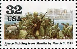 Fierce fighting frees Manila.gif