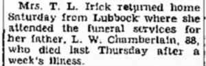 Nell Irick 1947 Attends Father Lawson Chamberlain's Funeral.jpg