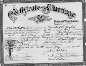 George N Adriance 1925 to Neva Dills Cert of Marriage2.jpg