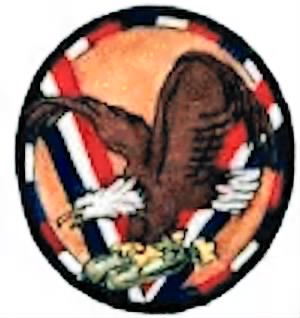 445th Bombardment Squadron patch.png