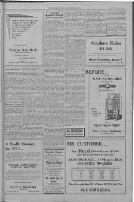 1936-Jun-5 Lake Benton Valley News, Page 5