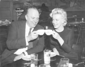 Joshn Logan and Marilyn Monroe.jpg