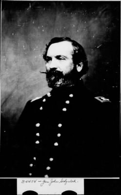 Mathew B Brady Collection of Civil War Photographs › B-4454 Gen. John Sedgwick. - Fold3.com