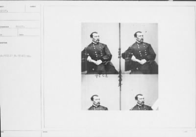 Mathew B Brady Collection of Civil War Photographs › B-2520 [Illegible]. Philip H. Sheridan. - Fold3.com