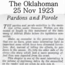 The Oklahoman, 25 Nov 1923