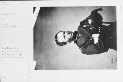 Mathew B Brady Collection of Civil War Photographs › B-1769 Gen. William [Illegible]. - Fold3.com
