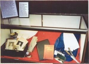 Missing items that had belonged to Harry Orchard.